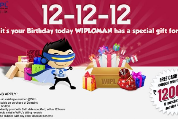 12-12-12 Special gift for you