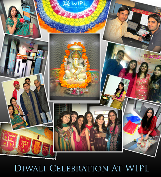 Diwali Celebration at WIPL
