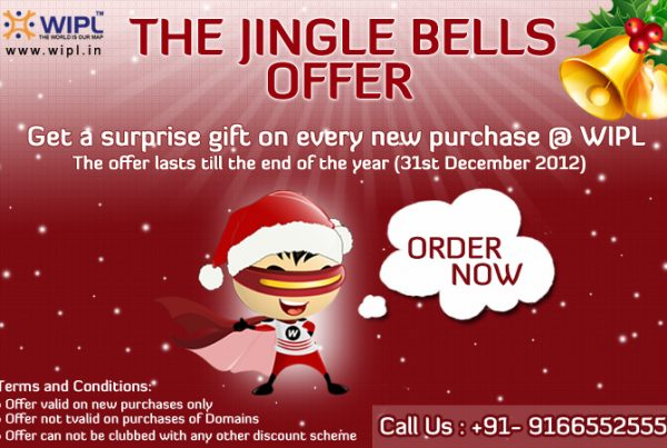 Jingle Bell Offer - WIPLON