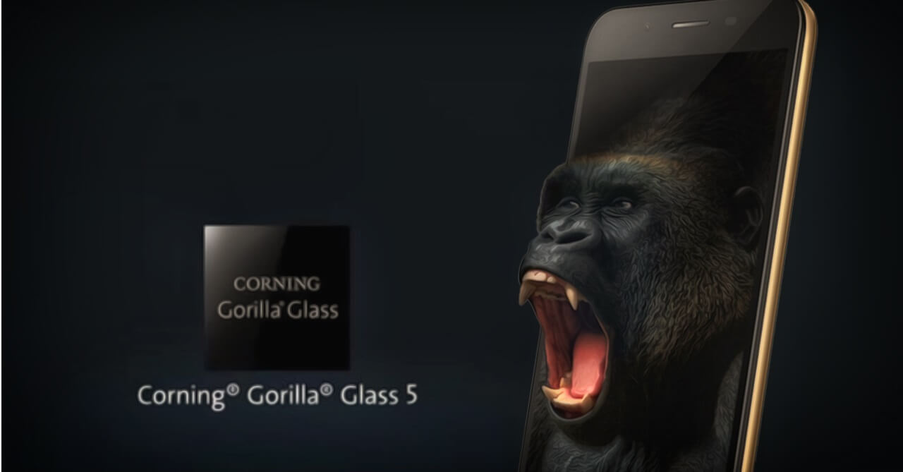Oneplus 6 with Corning Gorilla Glass 5