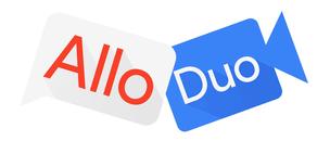 2016 Google Allo Google Duo