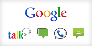 google talk and sms