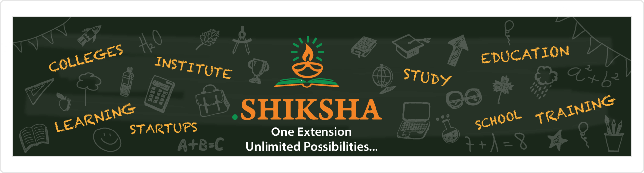 Dot shiksha domain