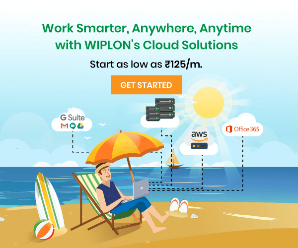 Work Smarter, Work Anywhere, Work ANytime with WIPLON's Cloud Solutions