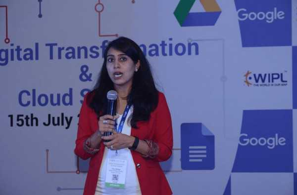WIPL and Google G Suite Event