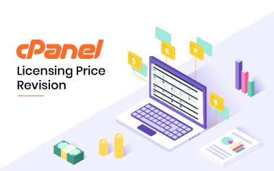 cPanel Licence New Prices