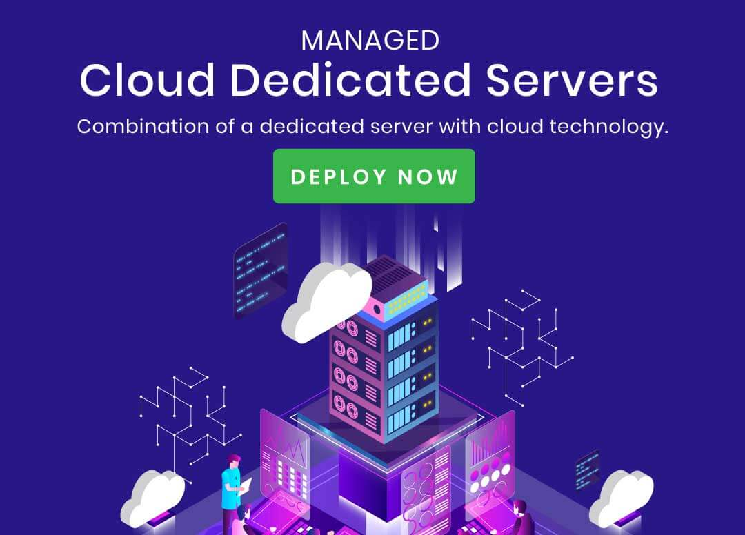 Managed Cloud Dedicated Servers
